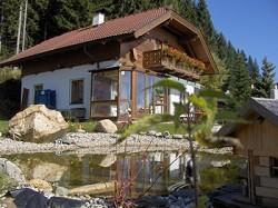 Ferienhaus Almhütte Chalet Almhütte mit Kamin, Sauna Urlaub mit...