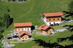 Ferienhaus 85 qm Naturparkchalet's mit Whirlpool und Sauna...