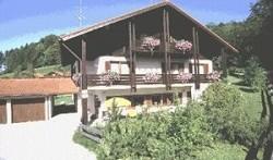 Ferienwohnung Komfort Pension im Wander und Skigebiet, Frühstück...