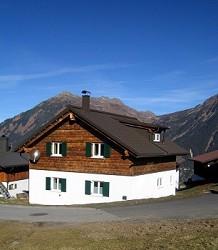 Ferienhaus Almhütten Garfrescha Hütten * Skihütten Chalet mitten...